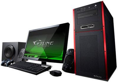 Игровой компьютер Mouse Computer MASTERPIECE i1550SA4 SP