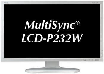 NEC MultiSync LCD P232W