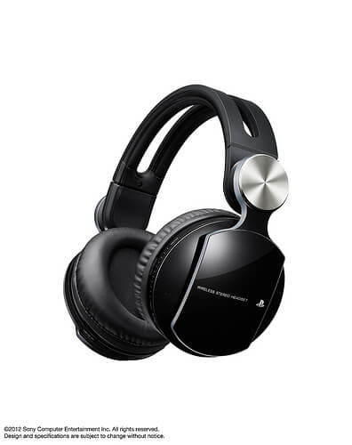 Pulse Wireless Stereo Headset – Elite Edition