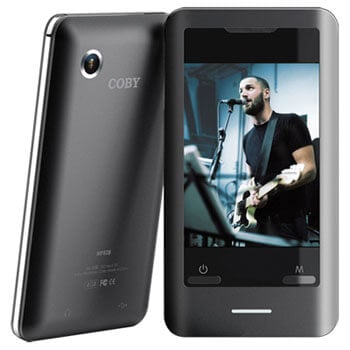 Coby-MP828-8GBLK