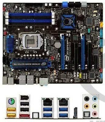 Intel DZ77GAL-70K