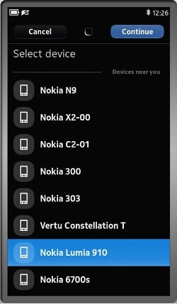 RDA Nokia Lumia 910