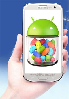 Samsung готовит Android 4.1 Jelly Bean для Galaxy S III