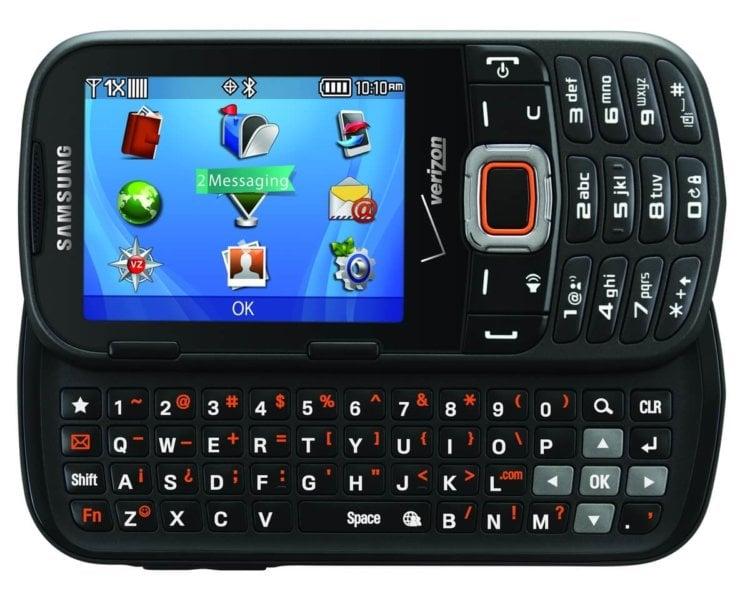Samsung intensity 3