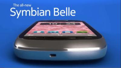 Nokia Belle