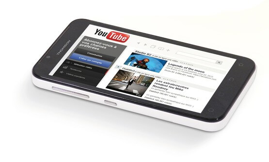 Thompson X-View 2: планшет или смартфон?