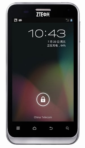 ZTE N990E получил Android 4.1 Jelly Bean