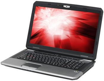 ноутбук Dospara Prime Note Galleria QF880