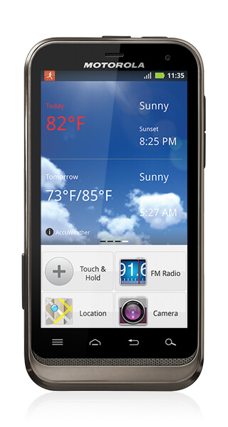 смартфон Motorola DEFY XT