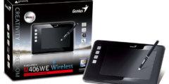 Genius EasyPen M406WE – компактный планшет с достойными характеристиками