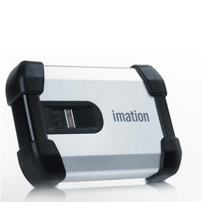 Imation secure HDD