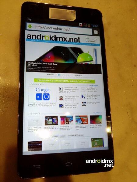 LG E973 Optimus G - 1