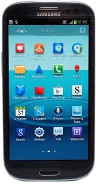 Samsung Galaxy S III Black доступен для предзаказа