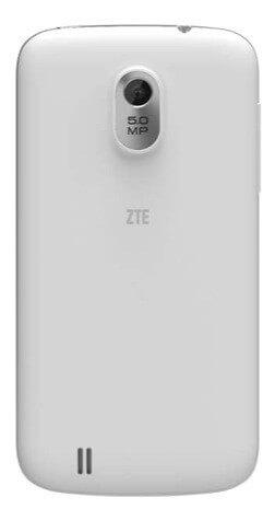 Смартфон ZTE Blade III - задняя панель