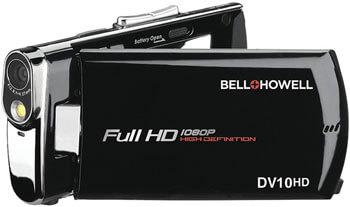 Bell-Howell-Slice-DV10HD-Full-HD-Camcorder