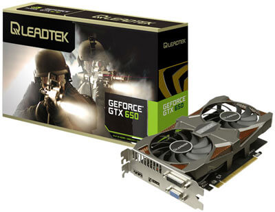 Leadtek-GTX650-2G-HURRICANE-II-SE-Graphics-Card