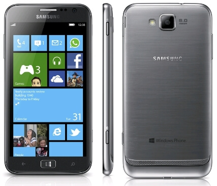 Samsung Ativ S доступен для предзаказа