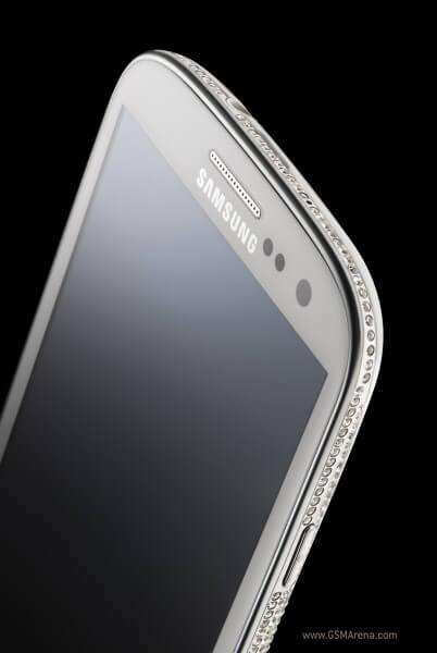 Samsung Galaxy S3 Swarovski Edition Amosu Couture - 1