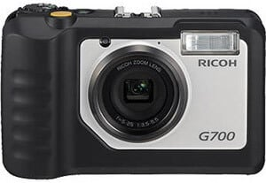 Ricoh-G700-Waterproof-Digital-Camera