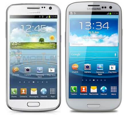 Samsung GT-i9260 Premier и Galaxy S III