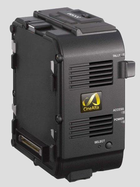 Sony AXS-R-RAW-рекордер