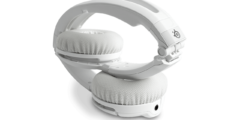 SteelSeries Flux Headset-White_folded