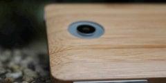 Бамбуковый смартфон ADzero