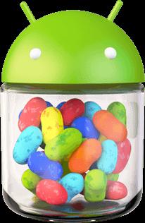 Новая ОС Android Jelly Bean