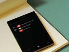 Потенциальный Microsoft Surface Windows Phone