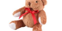 Классная флешка в виде плюшевого медведя