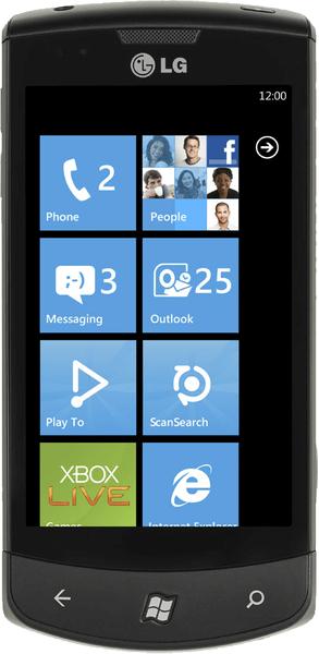 Не все смартфоны получат обновление Windows Phone 7.8