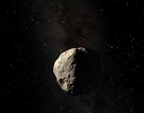 Пейнтбольные шарики против метеоритов (2 фото)