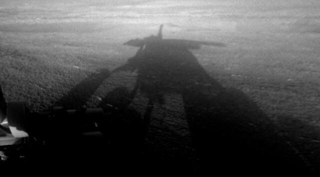 Марсоход Curiosity сделал новое селфи на марсианской дюне (2 фото) - «Тайны Космоса»