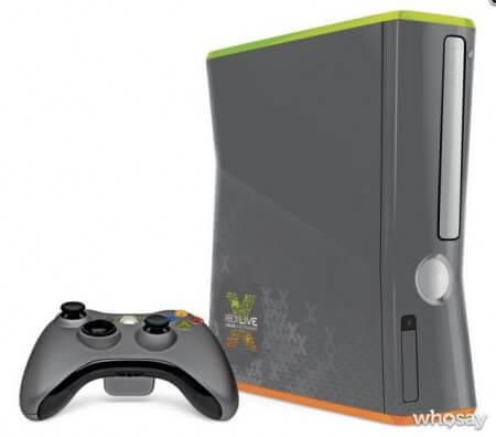 Подарочное издание консоли Xbox 360