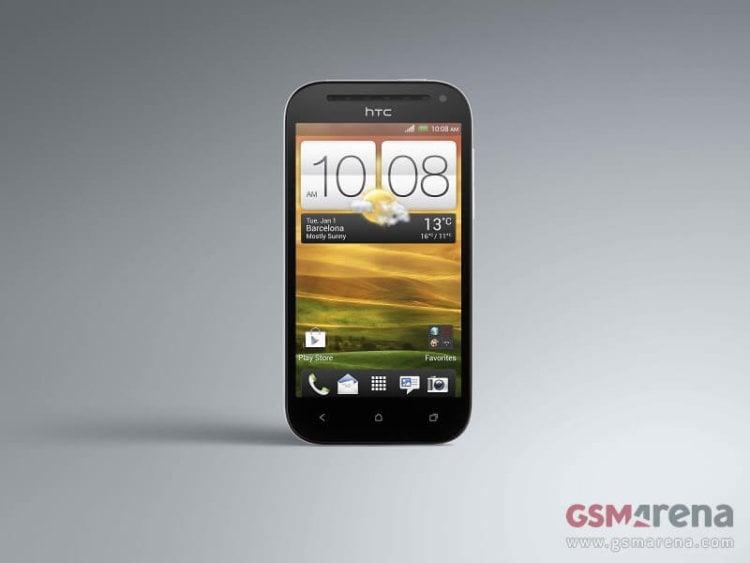 Смартфон HTC One SV_2
