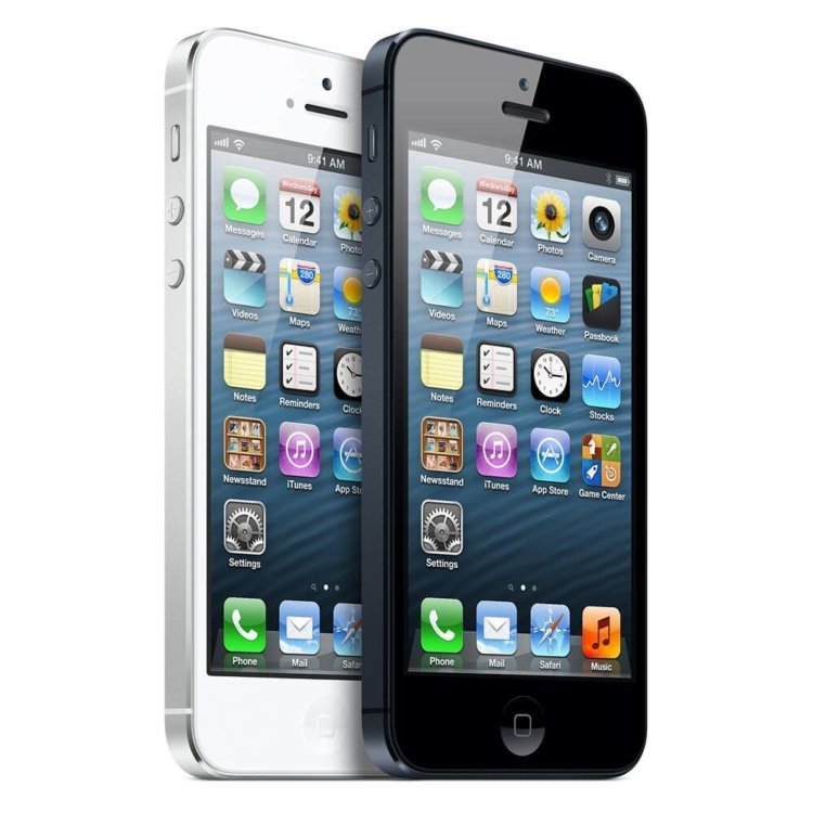 Смартфон iPhone 5