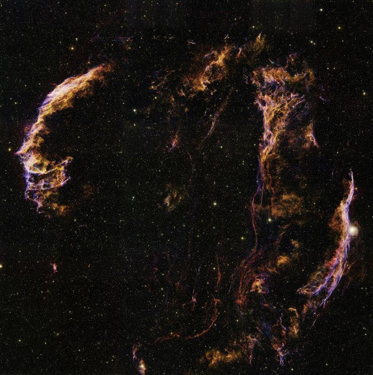 600 Megapixel Astro Photo
