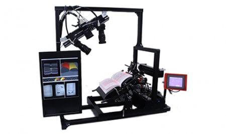 Робот для сканирования книг