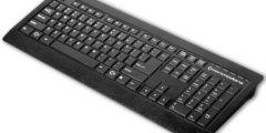 Commodore-VIC-SLIM-Ultra-slim-Keyboard-PC