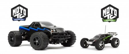 MOTO TC Monster и Racer