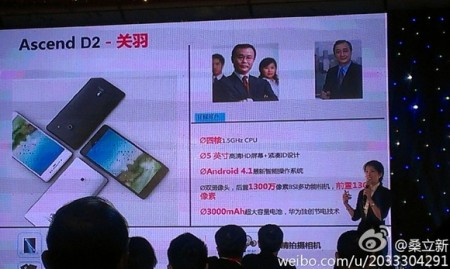 Презентация Huawei Ascend D2