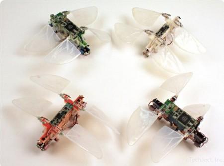 TechJet Dragonfly - робот