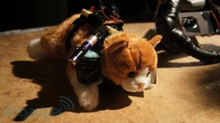 Пульт управления кошками