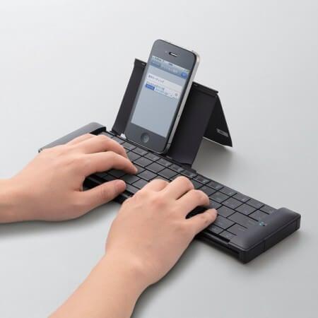 Беспроводная клавиатура Elecom