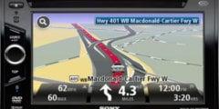 Sony объединяется с TomTom для создания GPS-навигаторов