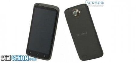 Китайский клон смартфона HTC One X