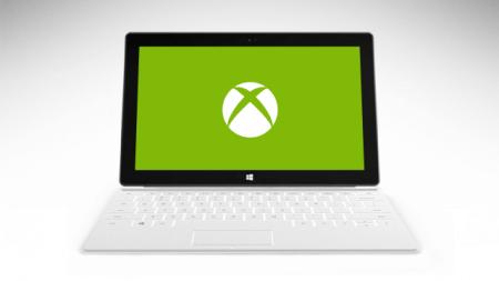 Рендер Xbox Surface