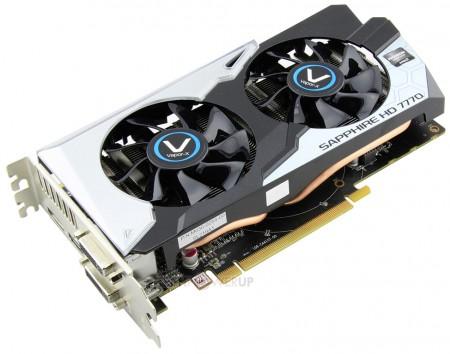 Видеокарта Radeon HD 7770 Vapor-X Black Diamond (рис.2)