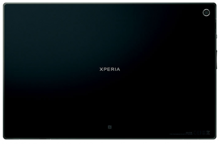 Задняя панель Xperia Tablet Z
