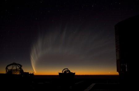 Комета Макнот